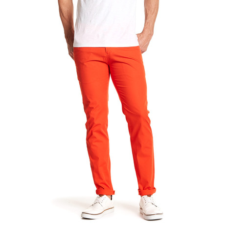 Gavin Comfort Fit Dress Pant // Mandarin