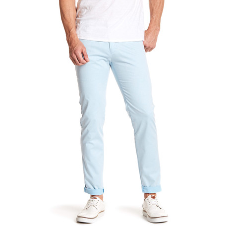 Herndon Comfort Fit Dress Pant // Aqua