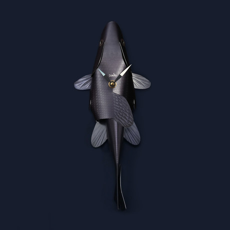 Bonito Fish Clock // Sea Bass