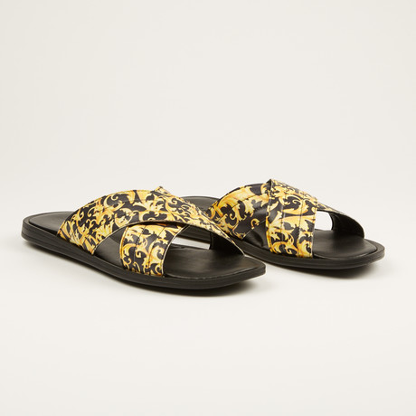Sandal // Yellow (US: 7)