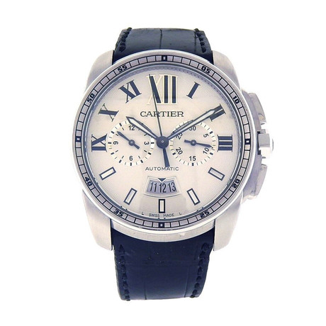 Cartier Calibre de Cartier Automatic // W7100046 // Pre-Owned