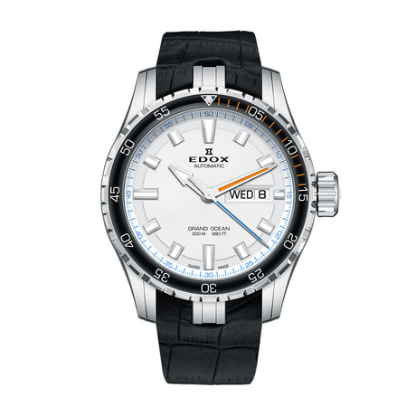 Edox Grand Ocean Automatic // 88002 3ORC ABUN
