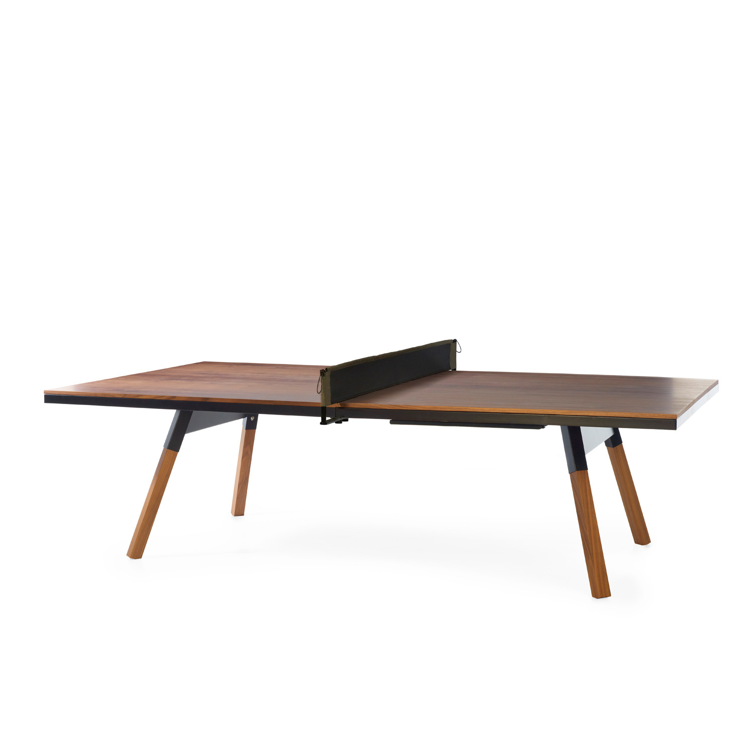 You and me standard walnut black rs barcelona for Regulation 85 table a