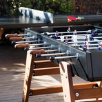 RS#3 Wood Foosball Table // Black