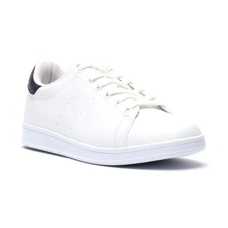 Detriot Low-Top Sneaker // White