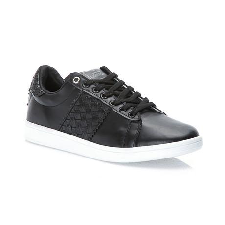 Germany Low-Top Sneaker // Black