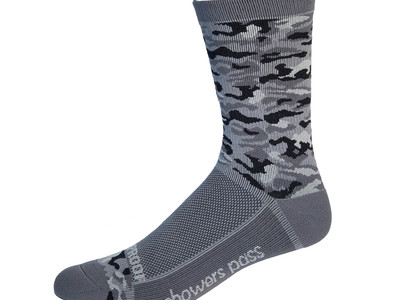 Showers Pass Completely Waterproof Socks Waterproof Socks Lightweight // Grey Camo (S/M) by Touch Of Modern - Denver Outlet