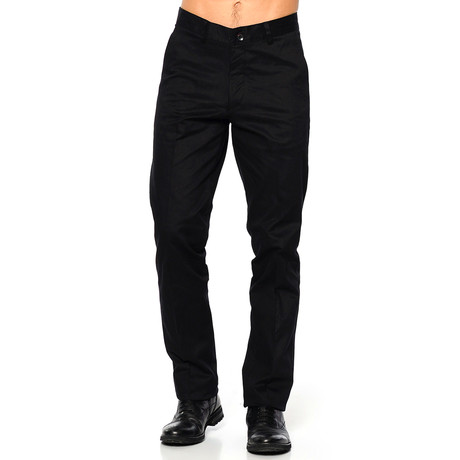 Caleb Trousers // Black (Euro: 44)