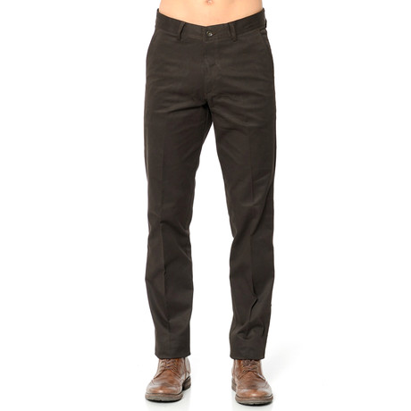 Caleb Trousers // Brown (Euro: 42)