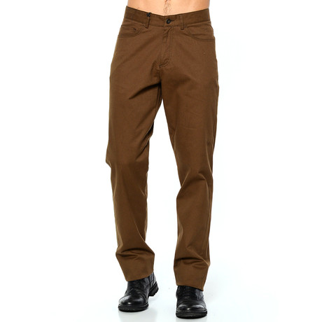 Jaxon Trousers // Brown (42)