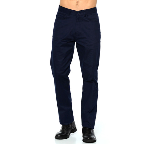 Jaxon Trousers // Dark Blue (42)