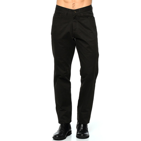 Jaxon Trousers // Deep Gray (42)