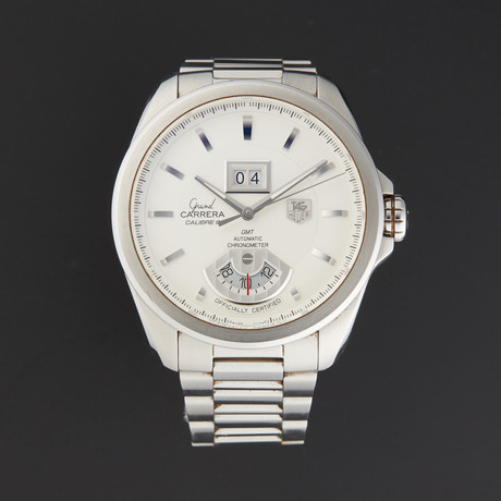 Tag Heuer Grand Carrera Calibre 8 Automatic // Pre-Owned