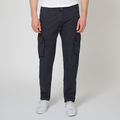 Cargo Pants // Blue