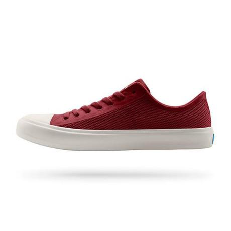 Phillips Sneaker // Highland Red + Picket White