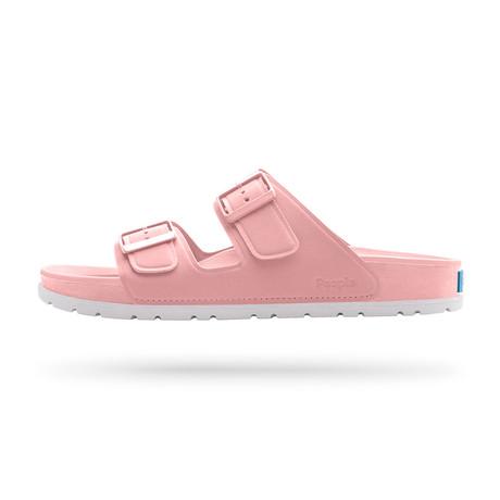 Lennon Sandal // Rosehip Pink