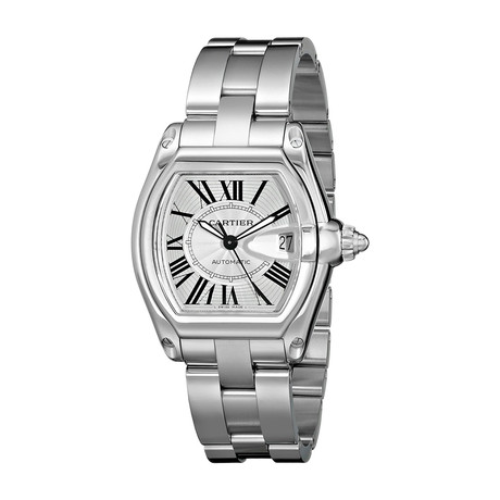 Cartier Roadster Automatic // W62025V3 // Store Display
