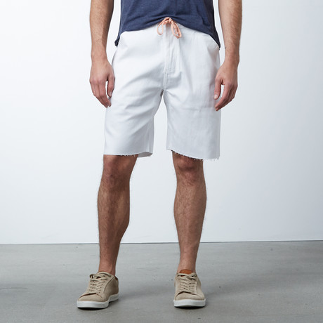 Yacht Short // White