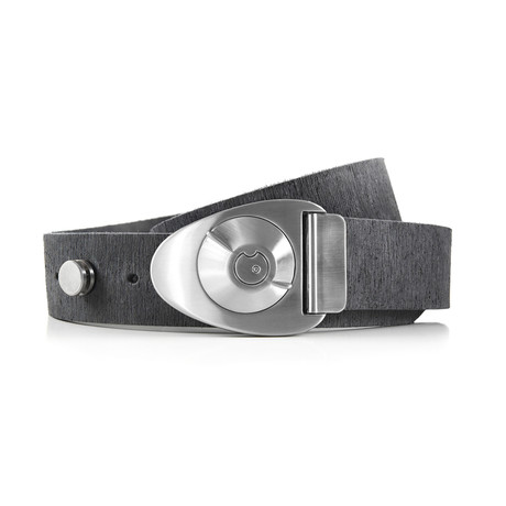Satin Dial Rough Rider // Gray (32)