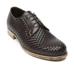 Woven Derby // Brown (Euro: 44)