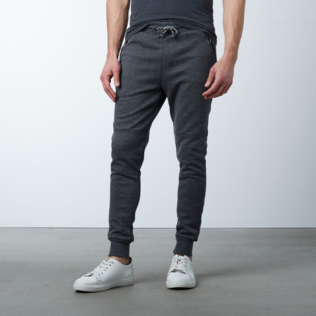 Tech Fleece Jogger Sweatpants // Charcoal (S)