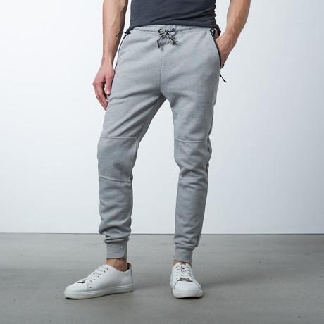 Tech Fleece Jogger Sweatpants // Heather Grey