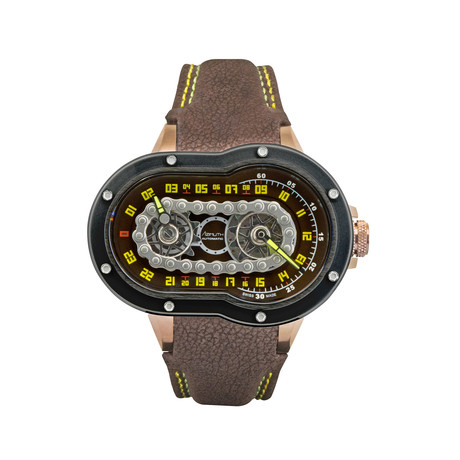 Azimuth Crazy Rider Automatic // SP.SS.CR.N005