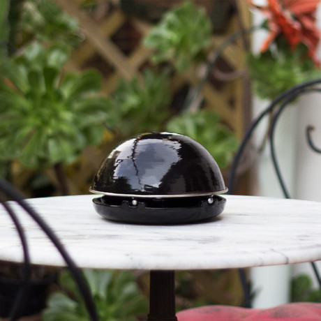 Egloo // Glazed Black