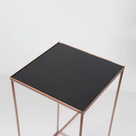 Tyle Table // Copper