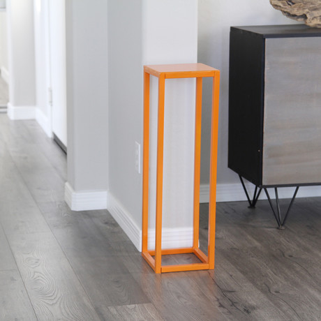 Sokol Table // Orange (Small)