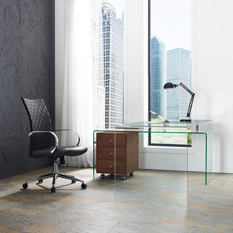 Cubes // Arm Office Chair