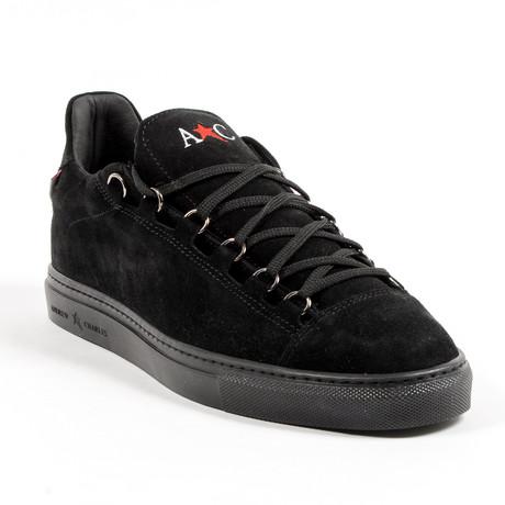 Prince Sneaker // Black