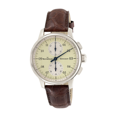 MeisterSinger Monograph D Automatic // MM103 // Store Display