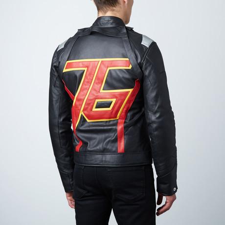 Overwatch Soldier 76 Jacket // Black (XS)