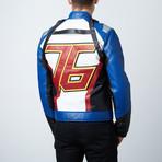 Overwatch Original Uniform Soldier 76 Jacket // Blue (XS)