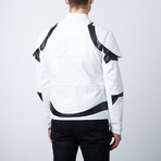 Storm Trooper Jacket // White (XL)