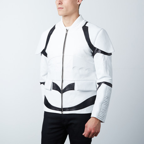 Storm Trooper Jacket // White (XS)