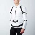 Storm Trooper Jacket // White (XS)