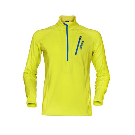 Fleece // Lime + Yellow + Light Blue