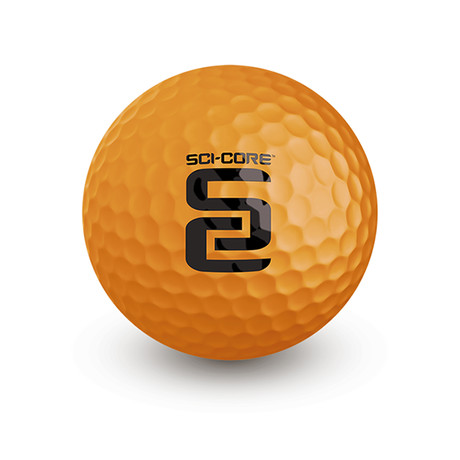SCI-CORE Real Feel Practice Golf Ball