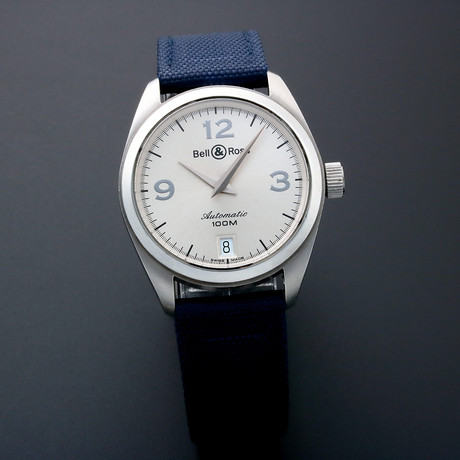 Bell & Ross Date Automatic // BR // Pre-Owned