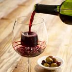 Sommelier Aerating Wine Glasses // Set of 2