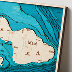 Maui // Unframed