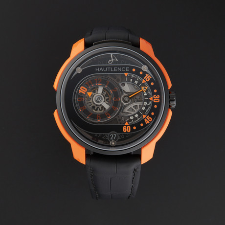 Hautlence Atelier Jump Hour Retrograde Manual Wind // HLRQ 05 // Store Display