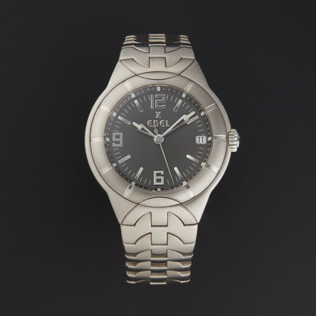 Ebel Type-E Quartz // 9187C41/3A6 // Store Display