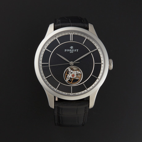 Perrelet First Class Open Heart Automatic // A1087/7 // Store Display