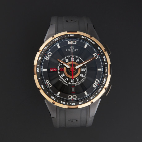 Perrelet Turbine Chronograph Automatic // A3036/1 // Store Display