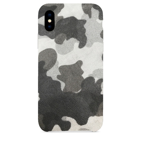 Army Lamb iPhone Case // Gray (iPhone 7/8)