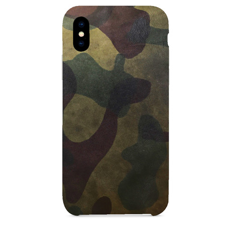 Army Lamb iPhone Case // Khaki (iPhone 7/8)