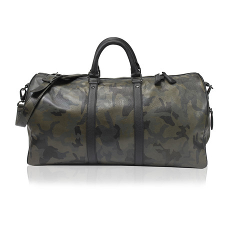 Alexander Duffel Bag // Army